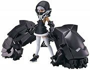 Figma Tv Animation Black Rock Shooter Strength Tv Animation Ver Non-scale New