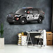 3d Ford I63 Car Wallpaper Mural Poster Transport Wall Stickers Angelia