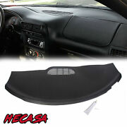 Dash Cover Cap Overlay For Camaro Firebird 1997-2002 Black