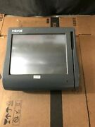 Micros Workstation 4 System Ws4 Unit Touchscreen Powers On/ Has Body Damage