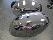 One Pair Of Chrome Mirror Covers For 2005-2010 Chrys 300 Charger Magnum 63711