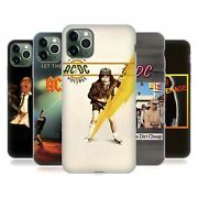 Official Ac/dc Acdc Album Cover Gel Case For Apple Iphone Phones
