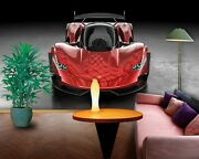 3d Concept Cars I51 Transport Wallpaper Mural Sefl-adhesive Removable Angelia