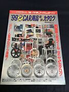 Jdm Goldcar '99 All Parts Catalog Wheels Tuning And Dress Up Bible Mugen Nismo Trd