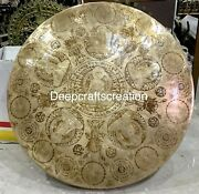 30 Inch Extra Large Handmade Gong-big Gong From Nepal- Best Resonance Sounds