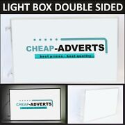 Led Projection Box   120cm X 80cm   Outdoor Waterproof Shop Sign - Any Design
