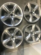 Swap 4 Genuine Audi Alloys 19 Perfect For Q7 Audi. Has Not Been Used
