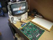 Dead Connection - 1992 Taito - Guaranteed Working Collector Quality Jamma Pcb