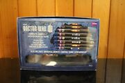 Doctor Who Series 1-7 Blu-ray Limited Edition W/sonic Screwdriver Remote Control