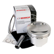 Piston Kit For 1993 Yamaha Xt350 Offroad Motorcycle Wiseco 4674m08700