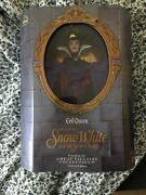 Disney Villains Evil Queen Doll Snow White Limited Edition New In Box Snow White