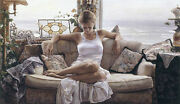 Steve Hanks To Search Within Canvas Artist Proof 163/165 W/cert Mint Rare