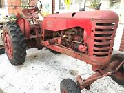 1950andrsquos Massey Harris Mustang Tractor Barn Find