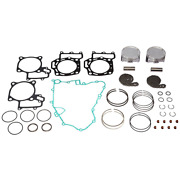 Top End Kit For 2008 Kawasaki Kvf750 Brute Force 4x4i Atv Vertex Vtktc23908c