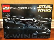 Afa Ready Lego Star Wars 7191 X-wing Fighter Ucs Brand New Sealed Gorgeous