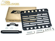 Eos Plate Front Bumper Towhook License Mount Bracket For 06-10 Mb R-class No Pdc