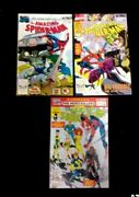 Amazing Spiderman Annuals 23,24+26 All Nm-- She-hulk,ant Man,new Warriors,more