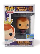 Funko Fundays Antman Freddy Pop Sdcc 2019 Le350 Marvel Antman And The Wasp