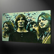Pink Floyd Canvas Print Picture Wall Art Variety Of Sizes