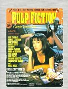 Old Fashioned Tin Signs Pulp Fiction Movie Poster Metal Sign