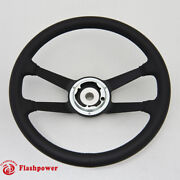 15and039and039 Reproduction Vdm Leather Steering Wheel Restoration Porsche 911 912 914