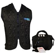 Coolshirt Portable Coolerpolice-swat-fire Fighter-emt With Soft Side Cooler Rv