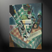 Nature Morte Juan Gris Classic Canvas Print Picture Wall Art Free Fast Delivery