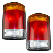 Airstream Land Yacht 39ft 2004 2005 Taillight Rear Lamps W/gasket Pair - Set
