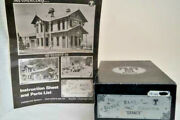 Ho Timberline Scale Models Silver Pass Collection Granite