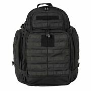 5.11 Rush72 Tactical Backpack, Large, 55 Liter, Molle, Black Style 58602