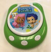 Nickelodeon Bubble Guppies Music Toy Cd Player Musical Singing For Book No Discs