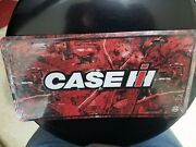 Case Ih Red Camo Vanity License Plate