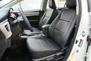 Iggee S.leather Custom Seat Cover 13 Colors Available For Toyota Corolla 2020-