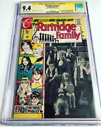 Cgc Ss 9.4 Partridge Family 1 Signed By Shirley Jones 1971 Charlton Not 9.8