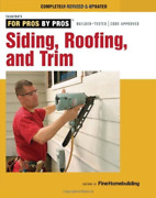 Editors Of Fine Homebuild-siding Roofing And Trim Book Neuf