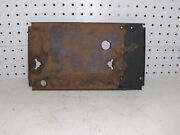 Craftsman, Huskee, Electrolux Lawn And Garden Tractor Battery Box