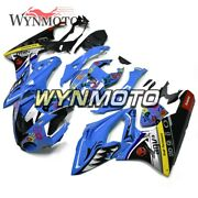 Blue Black Silver Panels For Bmw S1000rr 2015 2016 15 16 Autobike Body Work Hull