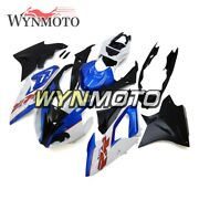 Blue White Black Panels For Bmw S1000rr 2017 2018 17 18 Motor Bicycle Body Work