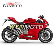 Red Body Frames For Ducati 1299 2015 2016 2017 15 16 17 Panels Motorcycle Covers