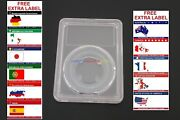 1 X New Coin Slab Holder Pcgs Style 20mm Display Case With Free Extra Label