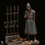 Red Army Soldier Russian Civil War Painted Toy Soldier Pre Sale | Art