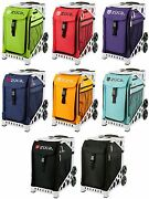 Zuca Sports Frame And Insert Bag Combination Set 1 New - Free Seat Cushion