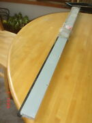 """Brand New Clear Anodized 48"""" Reese Automatic Door Bottom"""
