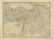 Antique Map Of The Ottoman Empire By Wyld C.1840
