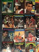 90 Classic Sports Illustrated Collectable Magazines