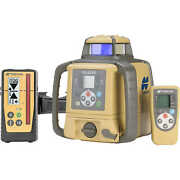 Topcon Dual-slope Laser Level Model Rl-sv2s W/rechargeable Ni-mh Battery And ...