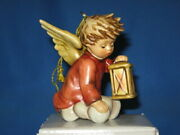 L M.i. Hummel 1991 Annual Collection Angelic Guide Christmas Ornament 202[ccc]