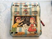Vintage See And Spell Tin Toy By wolverine Toys 1960's