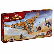 Lego 76107 Marvel Avengers Thanos Ultimate Battle Playset The Guardian's Shipf/s