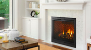 Majestic Meridian 36andrdquo Direct Vent Gas Fireplace W/intellifire Merid36in Touch Ig